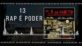 13 Rap É Poder Trilha Sonora do Gueto