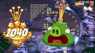 Angry Birds 2 Unlock LEVEL 2037–2040 BOSS LEVEL KING PIG – Cobalt Plateaus Taj Hamal