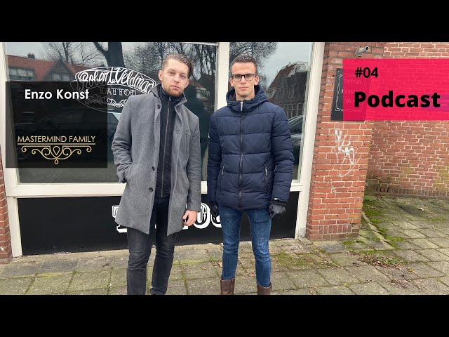 FXMINDS Enzo Konst & Frenky Veldman. Mastermind Family | Podcast #04 |