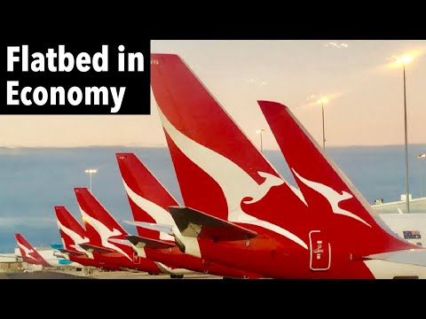 GREAT TRIP With QANTAS | QF660 Adelaide To Brisbane (Economy Class)