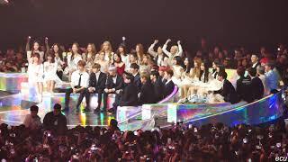 4K] 181201 MMA [블랙핑크 댄스상] 리액션 (Reaction to BLACKPINK DANCE Female] 방탄소년단(BTS), 워너원(WANNAONE)...