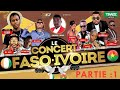 Download CONCERT FASO IVOIRE - PARTIE 1 [ Fush - Fleur - Tiness - .....] MP3 song and Music Video
