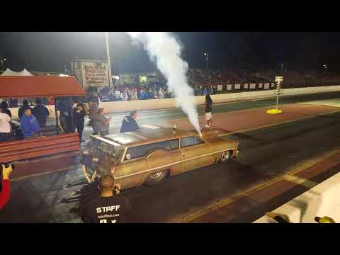 Swamp Thing Taking Care of Business/New Orleans Street Outlaws/Clay City KY/10-20-19