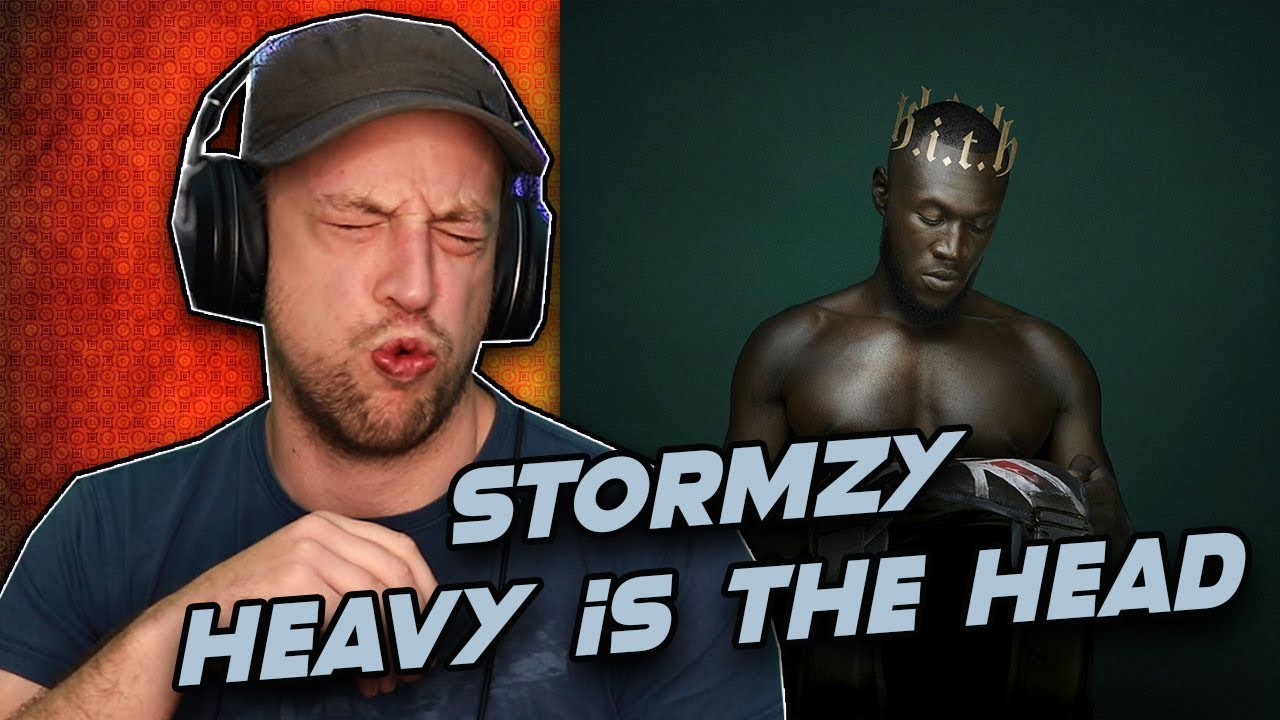 Stormzy Heavy Is The Head Full Album Reaction Review Youtube