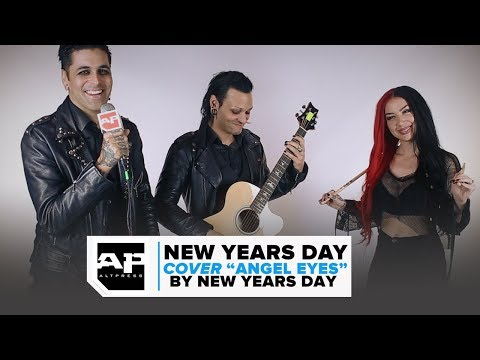 New Years Day Swap Instruments, Cover