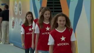 """Всероссийские соревнования по плаванию """"Весёлый дельфин"""". День 2. Утро."""
