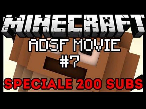 minecraft animation]adsf movie #7 in minecraft[ita speciale 200, Powerpoint templates