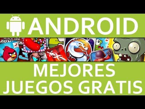 Mejores 10 Juegos para Android GRATIS | Los Mejores Juegos GRATUITOS