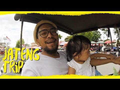 YOGYA SERU WALAU DRAMA - The Hendartos Jateng Trip