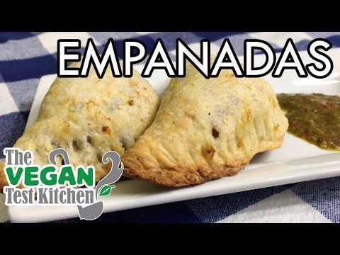 Acorn Squash & Black Bean Empanadas   The Vegan Test Kitchen