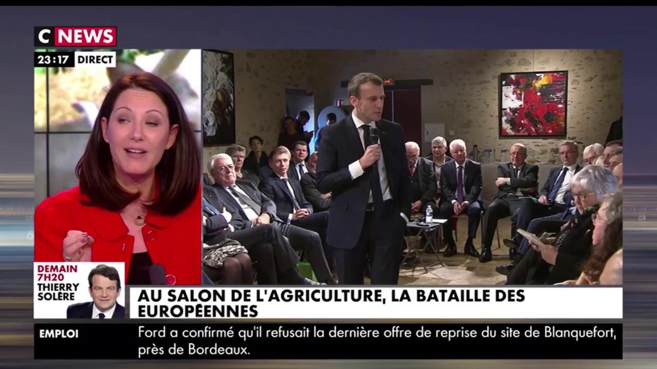 20190225 CNews LaurenceTaillade Europe Le statut des travailleurs détachés pause un problème pour