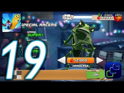 TURBO FAST Android Walkthrough - Part 19 - Class 3: NEW Special Racer - Hardcase