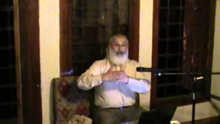 Saatçi Ali Efendi Konağı Mesnevi Sohbeti - 12 Ağustos 2014