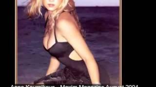 Anna Kournikova - Maxim Magazine August 2004
