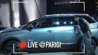 Nuova Peugeot 5008 | Salone di Parigi 2016