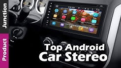 8 Best Android Car Stereos 2019