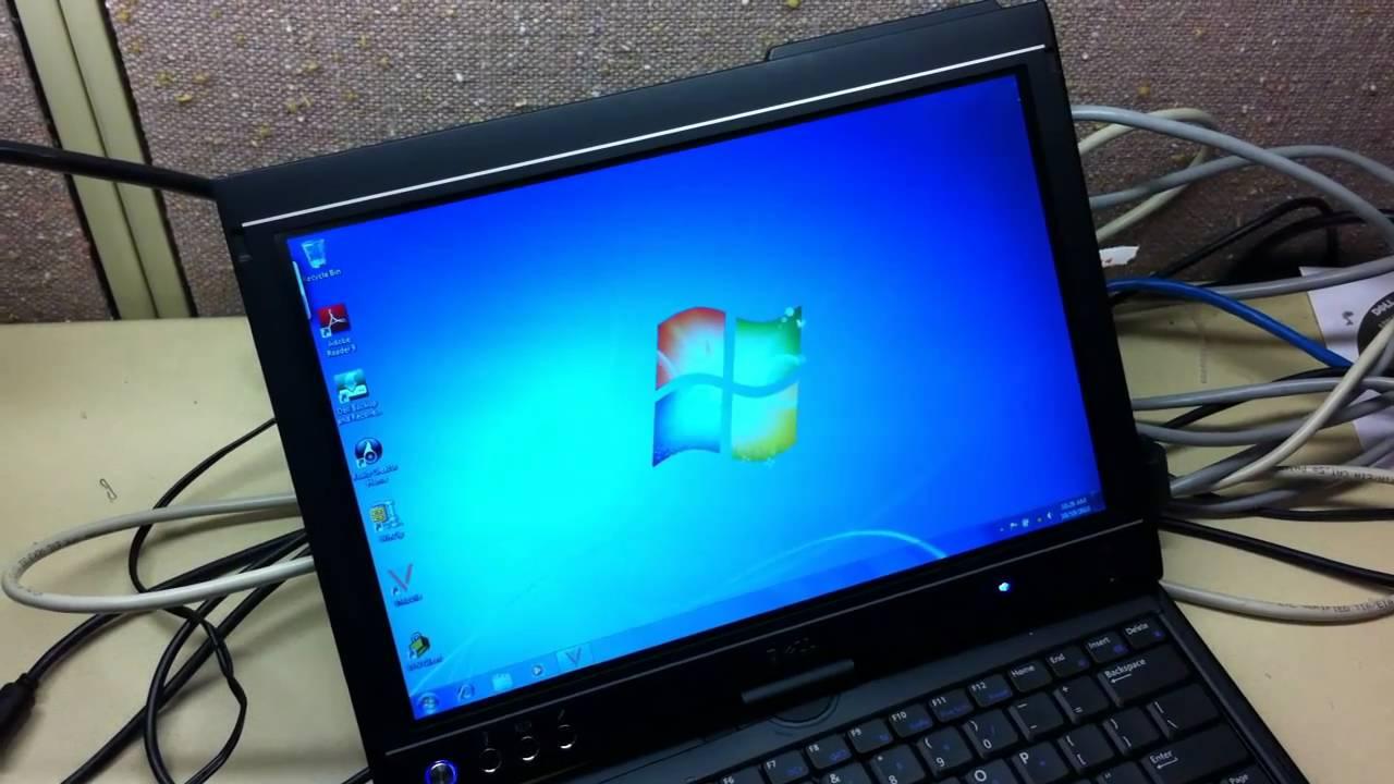 Dell Latitude XT2 N-trig Drivers Mac