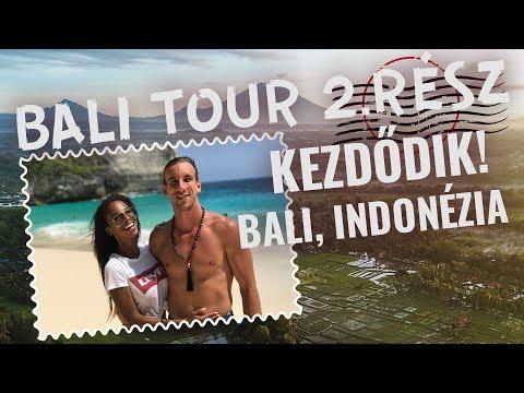 Bali, INDONESIA travel vlog - Kezdődik az utazós sorozatunk Baliról