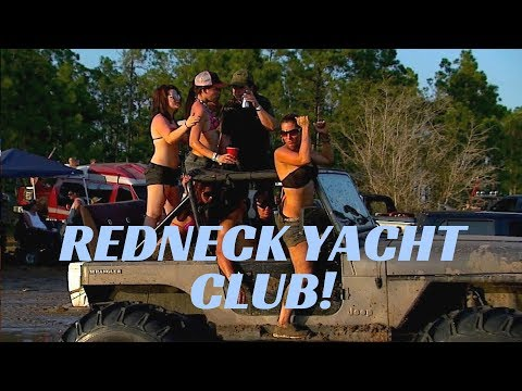 The Redneck Yacht Club in Punta Gorda, Florida!