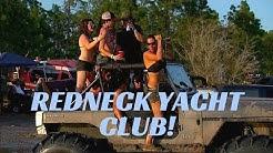 The Redneck Yacht Club in Punta Gorda, Florida!