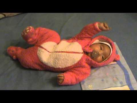 Ốc khi dược 2 tháng tuổi