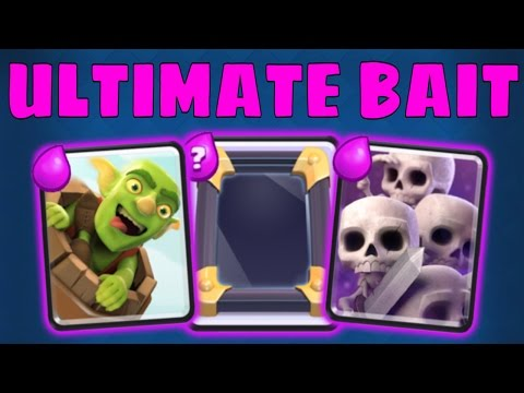 MIRROR BAIT DECK :: PRO TIPS - HAZARD :: Going for Global #1 in Clash Royale
