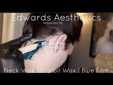Edwards Aesthetics  Neck Wax  Starpil Wax