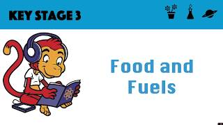Food and Fuels