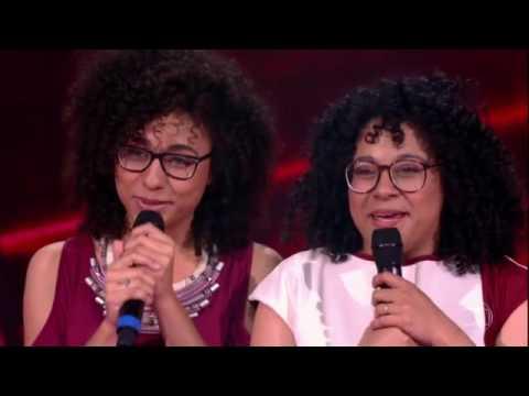 The Voice Brasil - Lilian e Layane - Me espera (Sandy & Tiago Iorc)