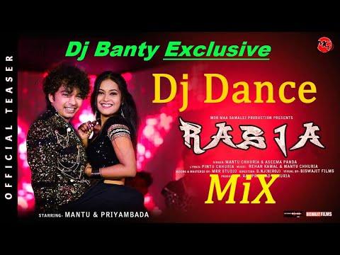 Rasia New Sambalpuri song Full Dj Dance Mix, Mantu Chhuria,Aseema Panda,Dj Banty Exclusive