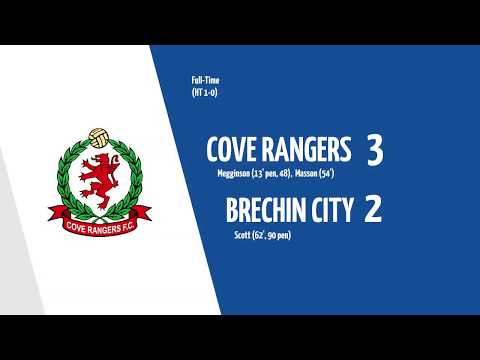 Cove Rangers Brechin Goals And Highlights