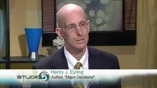 KSL Studio 5 - Overcoming the Four Educational Short Comings with Henry J. Eyring