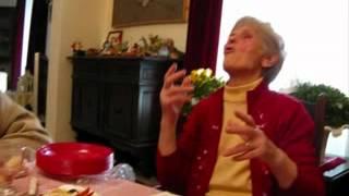 80 anni della mamma  anna maria