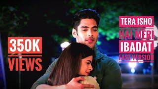 Tera Ishq Hai Meri Ibadat _ Shakti Serial _ Fast Version Song _ Viraat &Heer_YouTube New Famous Song