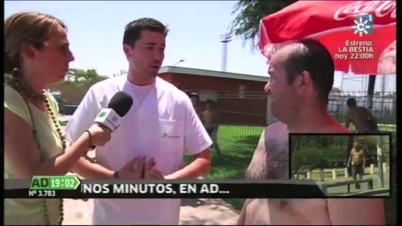 La Piscina Municipal De Bormujos En Andalucía Directo