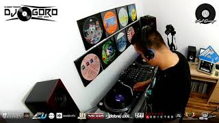 ★ Hands Up Generation Guestmix 38 ★ 100% Vinyl ★ Mixed By DJ Goro ★