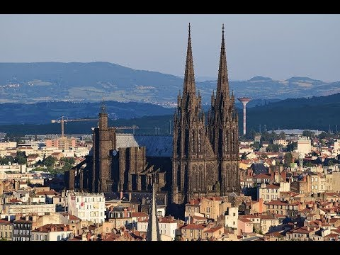 Places To See In ( Clermont Ferrand - France )