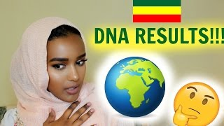 ETHIOPIAN GENETICS RESULTS!!! | 23andme Genetics Test
