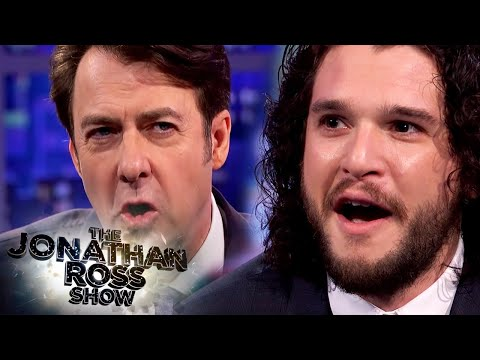 Is Jon Snow Dead? Kit Harington Lie Detector Test - The Jonathan Ross Show