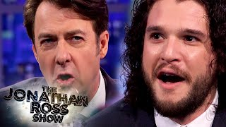 Download Is Jon Snow Dead? Kit Harington Lie Detector Test - The Jonathan Ross Show Mp3 and Videos