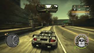 Need for Speed Most Wanted (Final Boss Razor/all 5 races Final Pursuit