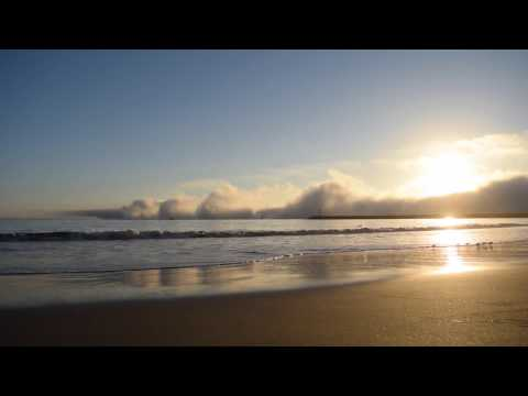 Corona Del Mar, Newport Beach, California 50 minute Beach Sunset Video