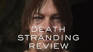 Death Stranding Review - Sayonara, Expectations (Video Game Video Review)