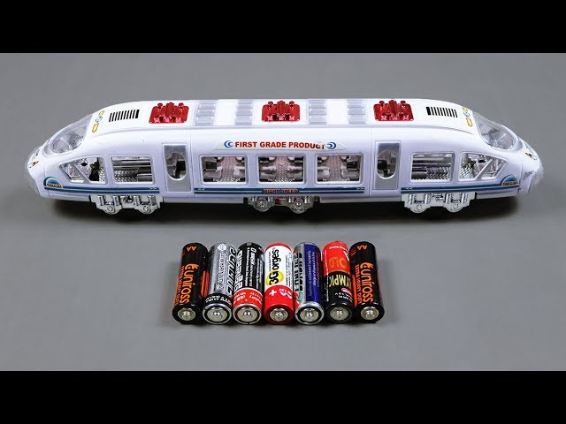 Transportation Vehicles toys with Learn Colors and Number Counting | Video for Children | Toy Train
