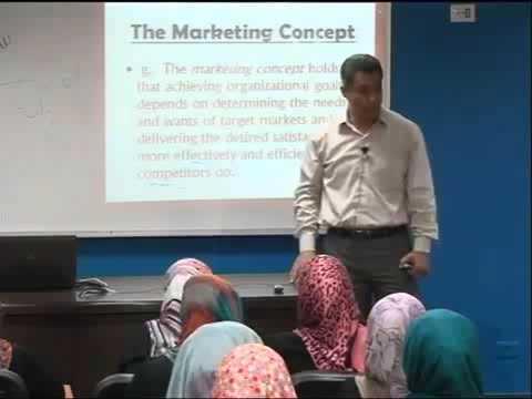 marketing concept  marketing