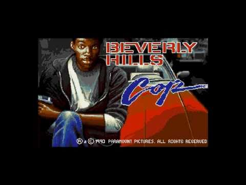 Amiga music: Beverly Hills Cop (main theme)