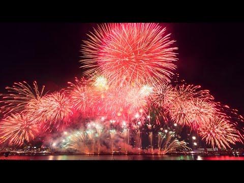 [公式]第28回 なにわ淀川花火大会 2016 大阪 Naniwa Yodogawa Fireworks Festival Osaka Japan