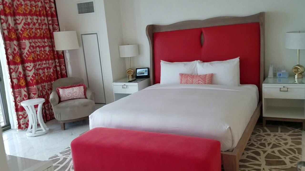 Grand Hyatt Baha Mar Executive Suite Youtube