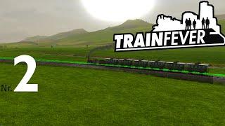 TRAIN FEVER - #2 - Wir bauen aus! - Let