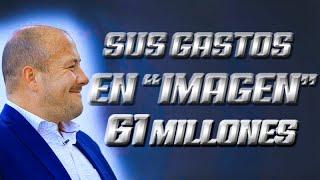 NI TANTITA MAA DRE ¡ GASTOS DE IMAGEN DEL GOBER ALL FARO ASCIENDEN A ESTOS MILLONES DE PESOS !